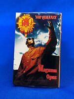 [SEALED] Top Quality – Magnum Opus | Cassette Tape Single Hip Hop Rap OOP *RARE