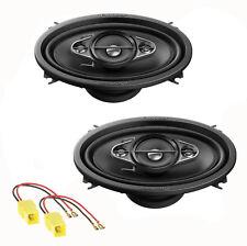 Pioneer TS-A4670F Lautsprecher Boxen Einbauset für Ducato Jumper Boxer Typ 230