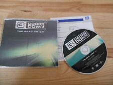 CD Rock 3 Doors Down - The Road I'm On (1 Song) Promo MOTOR
