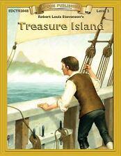 Bring the Classics to Life: Treasure Island by Robert Louis Stevenson (2008, Pap