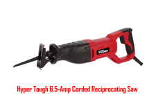 Reciprocating Saw - Corded 120V 6.5-Amp Electric Home Tool Equipment Blade Speed