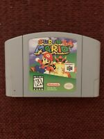Super Mario 64 N64 (Nintendo 64, 1996) Authentic Game Cartridge Only Tested