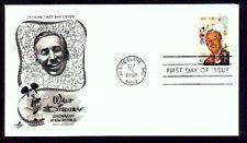 Walt Disney 1968 ARTCRAFT Cachet FDC Unaddressed Marceline,MO Scott  #1355