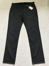 PAUL SMITH uomo modello Affusolato Pantaloni con motivo - 32R