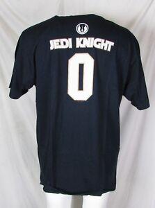 Milwaukee Brewers 'Jedi Knight' #0 T-shirt Big & Tall 2XT-6XL MLB