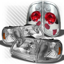 For 97-03 F150, 97-99 F250LD Headlight+Corner+Altezza Style Tail Lights