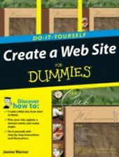 Web Sites Do-It-Yourself For Dummies (For Dummies (Computers))-ExLibrary
