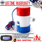 """12V 750GPH Submersible Water Pump Bilge Electric For Boat Yacht Marine Rule 3/4"""" photo"""