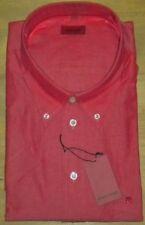Pierre Cardin Men's Short Sleeve Button Down Casual Shirts & Tops