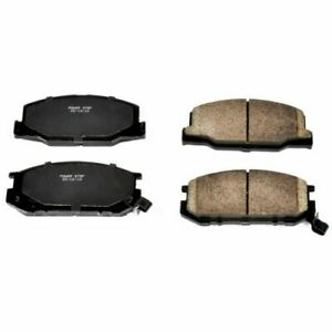 16-527 Powersport Brake Pad Sets 2-Wheel Set Front New for Toyota Previa 91-97