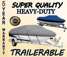 NEW BOAT COVER GRUMMAN GMF SIDE CONSOLE 160 1989