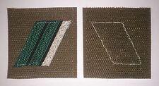 GALON Grade de poitrine Haute Visibilité BRIGADIER-CHEF Cavalerie 1°REC LÉGION