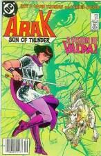 Arak, Son of Thunder # 37 (USA,1984)