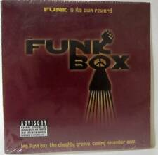 Rick James - Temptations - James Brown - Bohannon - FUNK BOX 16 Track CD Sampler