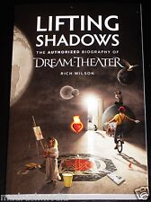 Lifting Shadows: The Authorized Biography of Dream Theater Book, Rich Wilson NEW