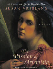 THE PASSION OF ARTEMISIA - Susan Vreeland (USA Cassette Audio Book) (Sld)