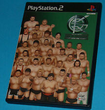 King of Colosseum - Green - Noah X Zero-One - Sony Playstation 2 PS2 Japan - JAP