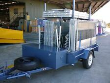 New Scaffolding & Scaffold Trailer Kit 12.6m Long Up To 6.5m Access Height