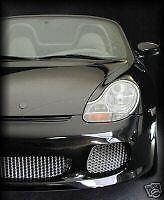 Porsche Boxster 986 / 911 996 MK1 CTR Turbo style bumper..New!!