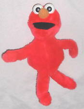 "Plush Red Sesame Street Baby 9"" ELMO"
