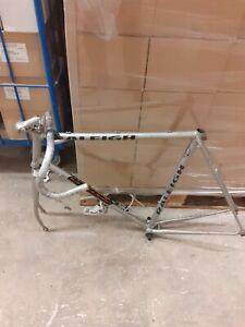 Raleigh Road Bike Frame, Vintage. Large, 57cm.
