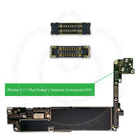 For iPhone 7 iPhone 7 Plus Logic Board Battery FPC Connector Terminal J2201