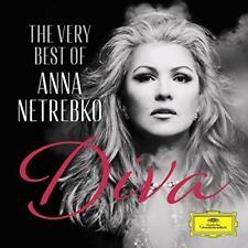 Anna Netrebko - Diva - The Very Best Of Anna Netrebko (NEW CD)