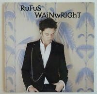 RUFUS WAINWRIGHT : RELEASE THE STARS (4 EXTRAITS DE L'ALBUM) ♦ CD Single Promo ♦