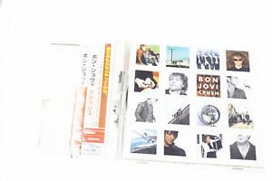 Bon Jovi - Crush PHCW-1100 CD JAPAN OBI A14084