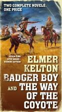 Badger Boy and The Way of the Coyote (11b Westerns (Parade)-ExLibrary