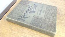 Household Words Volume XX, November 1890 to April 1891, Charles D