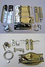 POLISHED CHROME  -Door furniture main front entrance traditional Accessories