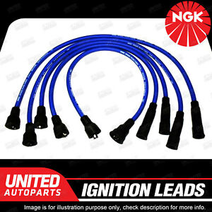 NGK Ignition Leads for Ford Capri GT Cortina Escort MK Transit Holden Drover QB