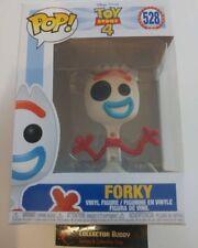 Funko Pop! Disney 528 Toy Story 4 Forky Pixar Pop Vinyl Figure FU37396