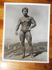 Bodybuilder DALE ADRIAN bodybuilding muscle ORIGINAL photo