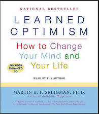 NEW Learned Optimism by Martin E. P. Seligman