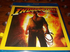 Indiana Jones e il Regno del Teschio di Cristallo SE Box 2 Blu-Ray ..... Nuovo