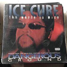 "ICE CUBE 12"" The World Is Mine SEALED OG VINYL RECORD MINT"