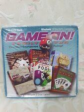 Spiel Familie Spaß PC-CD Rom Spiele Set, Pool, Angeln, Windows