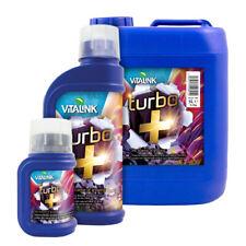 Vitalink Turbo + 250ml 1L 5L Flowering Booster Bloom Nutrients Plant Additives