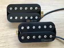 Warman Infernos - Overwound Hot Humbuckers. matched pair in black