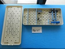 Bionx Surgical Orthopedic Shoulder Instability Instrument Set W/ Case COMPLETE!!