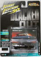 JOHNNY  LIGHTNING Street Freaks 2019 R2/B/4 Blacked Out 1955 Chevy Nomad