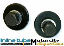 Transmission mount  to crosover bolt mounting set Chevelle GTO 442 Buick GS