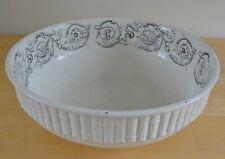 More details for antique victorian 1880's copeland ceramic wash bowl - the ashburne