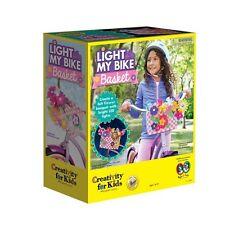 Light My Bike Basket by Creativity for Kids