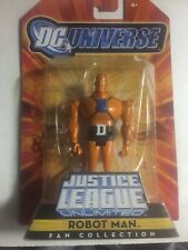 Justice League Unlimited (JLU) Robot Man