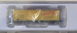 Rapido N Scale 37' Meat Reefer Dubuque 63035 NEW 521006