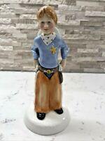 """Vintage Royal Doulton Figurine """"Stick 'Em Up"""" HN 2981 Limited 1983  Darling!"""