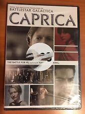 Caprica (DVD, 2009) Brand New Sealed